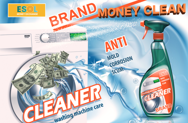 Clean all Money by ESOL EXCHANGE SHOP